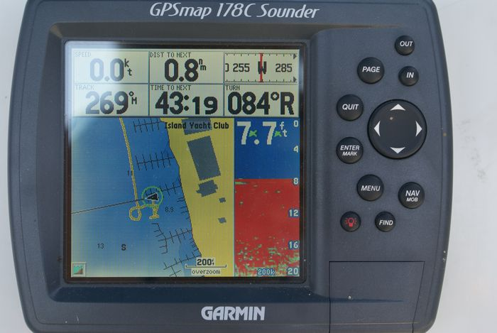 Docking on GPS