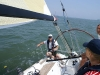 Racing a 31 foot Beneteau